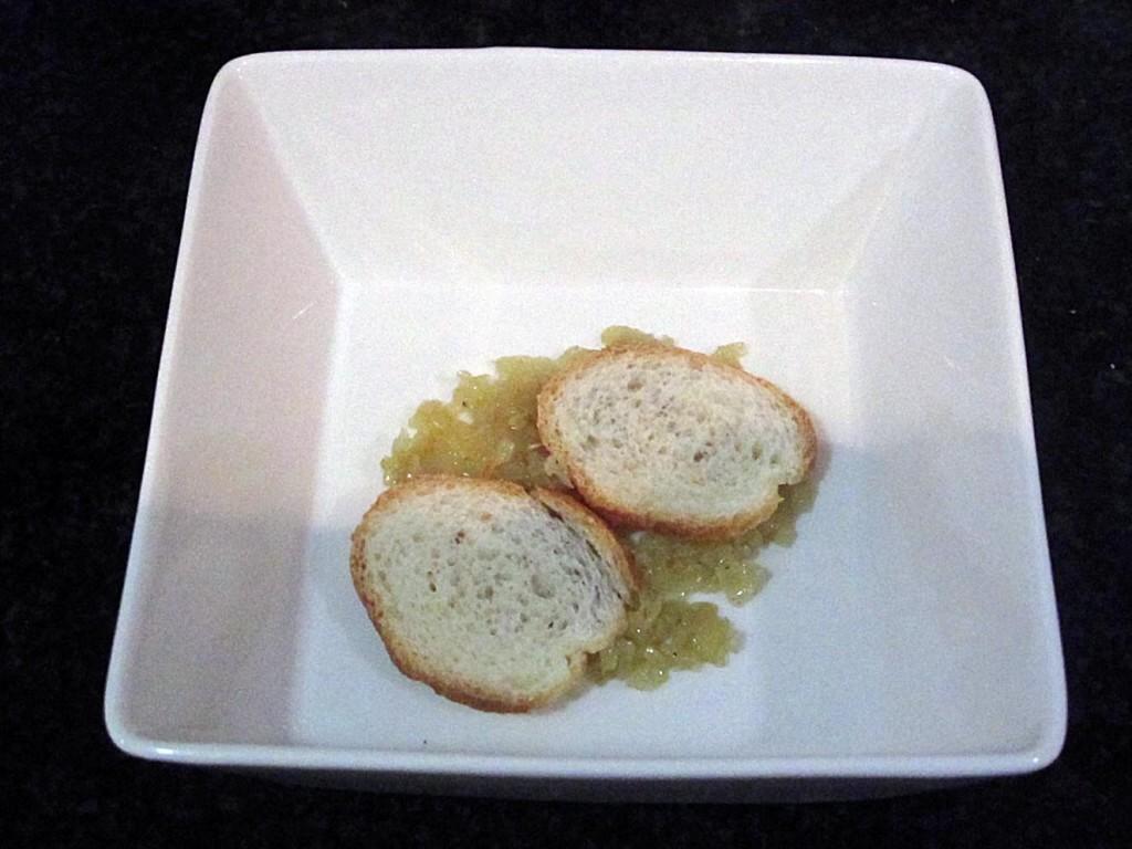 Como hacer sopa de cebolla. Paso 4