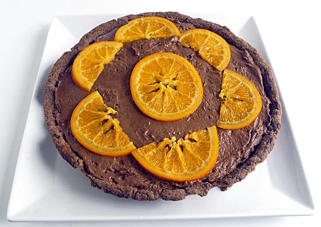 Tarta de Trufa y Mousse de Chocolate