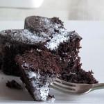 bizcocho chocolate microondas