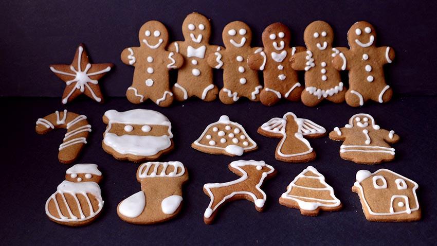 Cómo Hacer Galletas De Jengibre Gingerbread Man Recetas Explosivas
