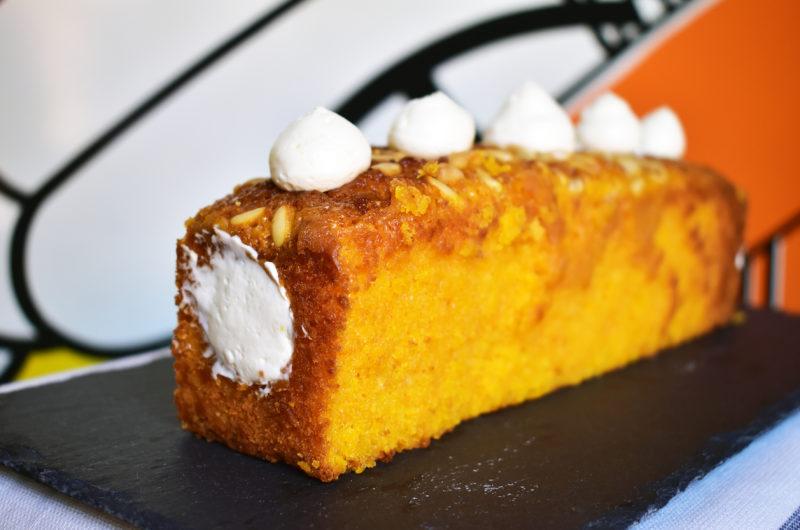 Cake de Zanahoria y cremoso de queso
