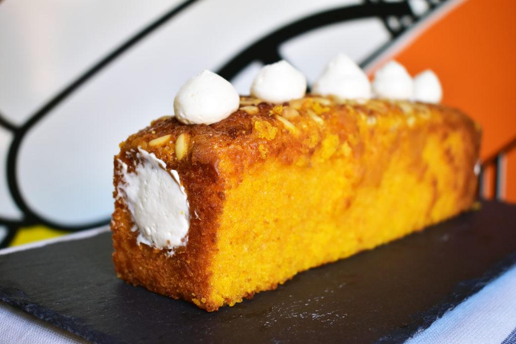 Cake Zanahoria - molde tubo