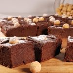 Brownie de chocolate saludable